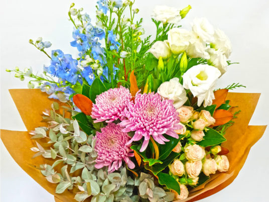Bountiful Buds & Blooms
