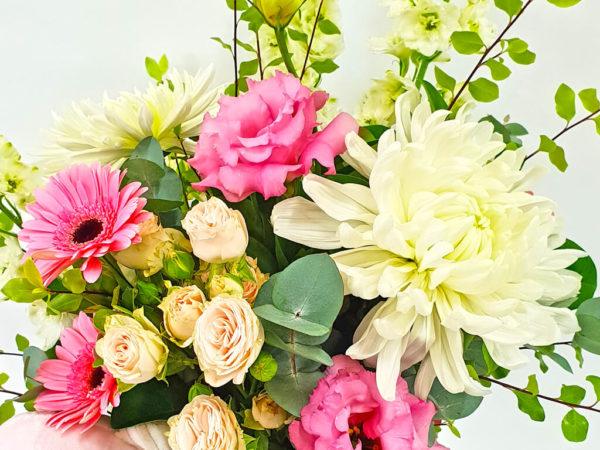 Little Lady Newborn Baby Flowers.