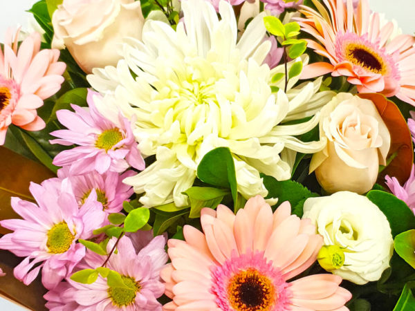 Perfect Pastel Bouquet of Flowers