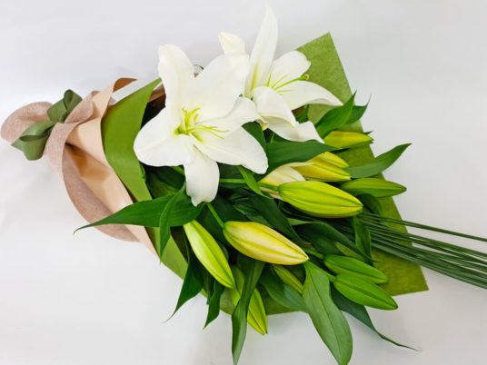 Perfumed Perfection Lilies