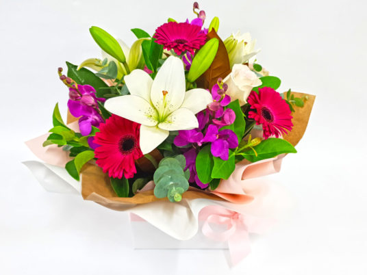 Premium Box Arrangement of Flowers