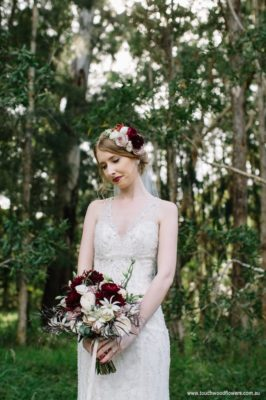Wedding Florist Touchwood Flowers Port Macquarie