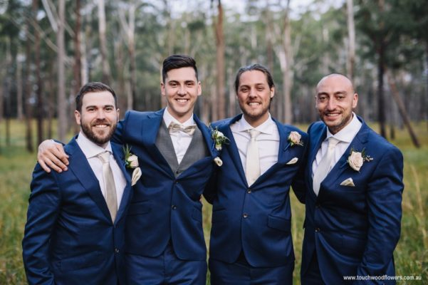 Wedding Florist Touchwood Flowers Port Macquarie