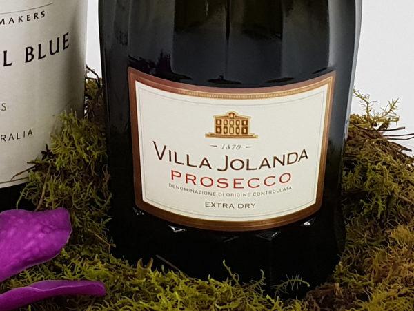 Bubble Sparkling Wine Villa Jolanda