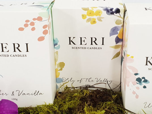 Keri Scented Candles