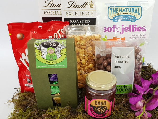 sweet surprise gift hamper
