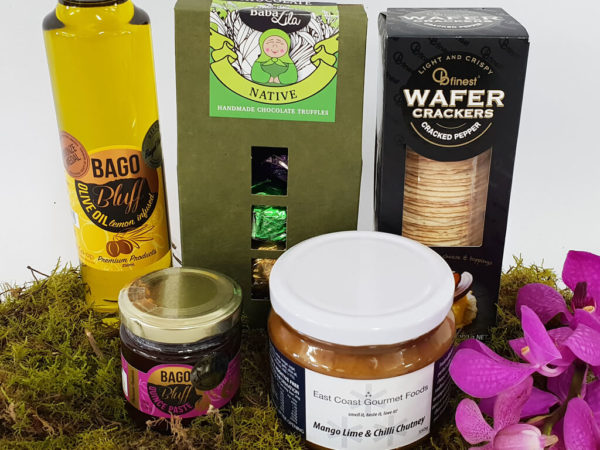 tasty treats gift hamper