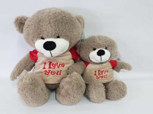 Mike Teddy Valentines Day Gift Toy