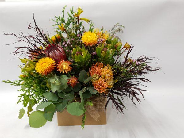 Large Native Australian Flower Box